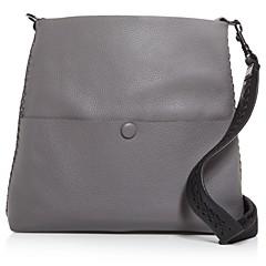 Callista Iconic Slim Messenger Leather Shoulder Bag