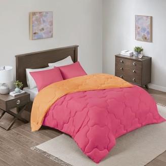 Comfort Spaces Vixie Reversible Down Alternative Comforter Set