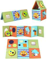 Every Baby Company eebee's adventures Playmat and Activity Playhouse