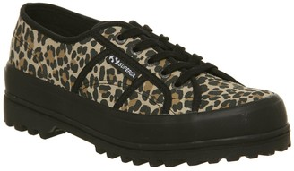Superga 2555 Trainers Leopard Exclusive