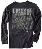 Madda Fella Long Sleeve Excursion - Lines In