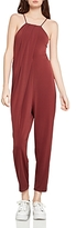 BCBGeneration Cross-Front Jumpsuit
