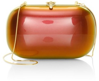 JEFFREY LEVINSON Elina PLUS Gloss Clutch