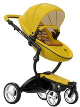mima Xari Special Edition Chassis Stroller with Seat, Carrycot & Accessories