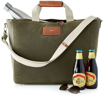 Mark And Graham Calistoga Insulated Tote, Foil Debossed