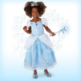 Disney Cinderella Interactive Deluxe Costume Set for Kids