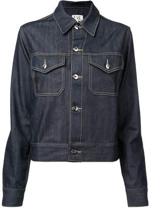 Eve Denim loose fitted jacket