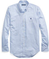 Ralph Lauren Standard Fit Cotton Shirt