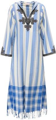 Tory Burch Fringed Dress