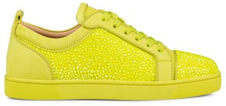 Christian Louboutin Louis Junior Orlato Flat Sneakers
