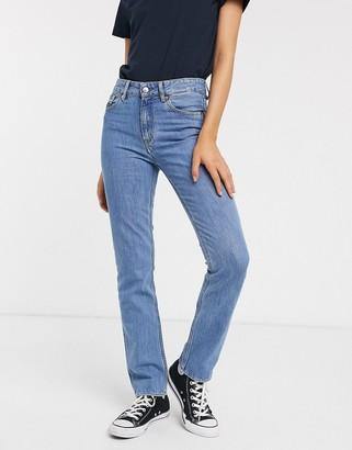 Kings of Indigo Kimberly slim fit Jeans vintage wash