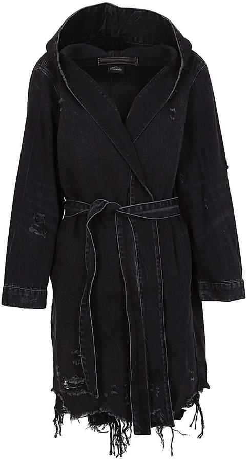 Alexander Wang Distressed Coat