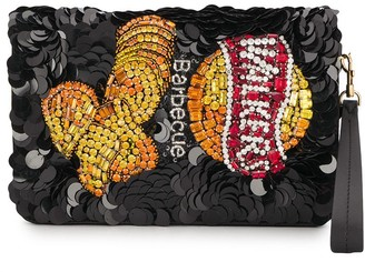 Anya Hindmarch Walkers barbeque clutch