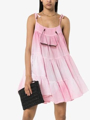 Peri tiered dress