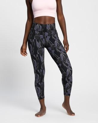 Sweaty Betty Women's Black Tights - Zero Gravity Running 7-8 Leggings - Size XXS at The Iconic