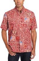 Reyn Spooner Men's Summer Commemorative Shirt