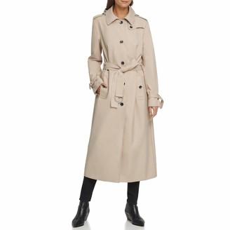 DKNY Women's Trenchcoat