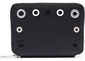 Rag & Bone Eyelet-embellished Leather Wallet