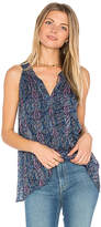 Joie Elin Tank in Blue