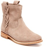 Sole Society Braided Bootie