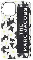 Marc Jacobs iPhone 11 Pro Case (Black/White) Cell Phone Case