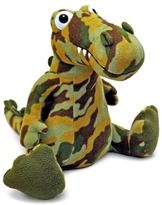 Melissa & Doug Kids Toys, Wally Dinosaur