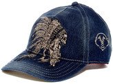 True Religion Chief Skull Baseball Cap