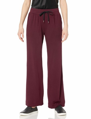 Splendid Women's Wide Leg Sweatpant Bottom Auvergne