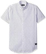 Zanerobe Men's Facet 7ft Short Sleeve Shirt