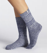UGG Women's Rib Knit Slouchy Crew Sock