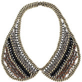 Hilde crystal collar necklace