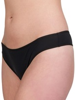 Candies Juniors' Candie's® Micro Piped Thong Panty