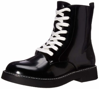 Rocket Dog Women's JELINA Boxed in PU Combat Boot