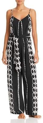 Natori Caftan Jumpsuit Pajama