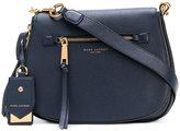 Marc Jacobs Recruit Nomad saddle bag - women - Leather - One Size