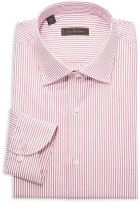 Saks Fifth Avenue COLLECTION Bengal Striped Dress Shirt