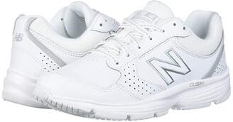 New Balance 411 (White/White) Women's Shoes