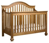 Million Dollar Baby DaVinci Clover 4-in-1 Convertible Crib with Toddler Rail