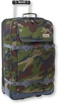L.L. Bean Continental Rolling Gear Bag, Extra Large Print
