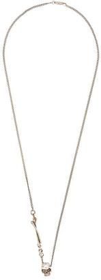 Werkstatt:Munchen Skull Necklace