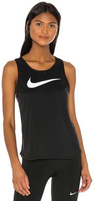 Nike NK Swoosh Run Tank