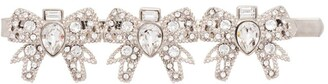 Miu Miu Hair Clip With Crystals