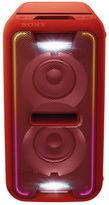 Sony NEW GTKXB7R Mini Hi-fi System Red