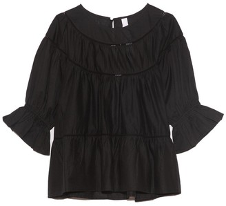 Merlette New York Sol Top in Black