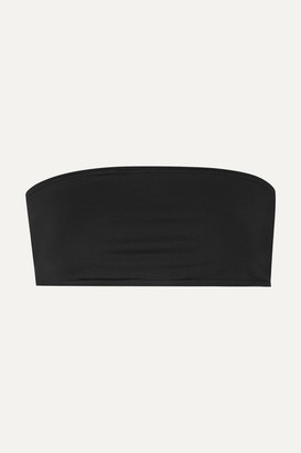 Rudi Gernreich Bandeau Bikini Top - Black