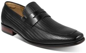 Florsheim Men's Angelo Woven Penny Loafers Men's Shoes