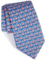 Vineyard Vines Men's Chicago Cubs Silk Tie