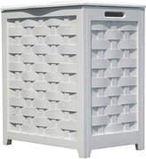 Oceanstar Design Cabinet Laundry Hamper
