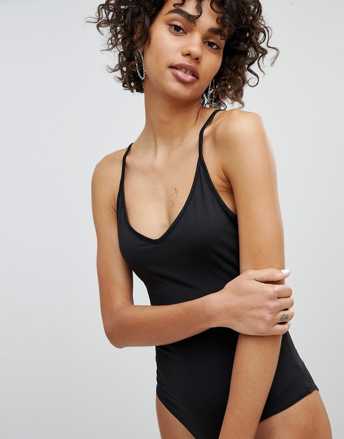 Cheap Monday Inner Lo Back Bodysuit
