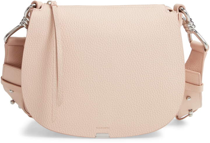 7abba9728 AllSaints Leather Crossbody Handbags - ShopStyle
